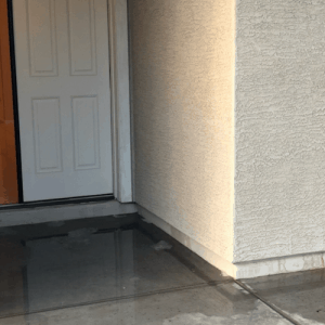 Residential Flood Restoration in Phoenix Arizona