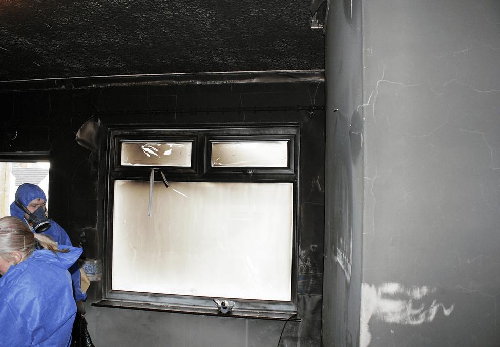 Phoenix Fire Damage Restoration Repair Services